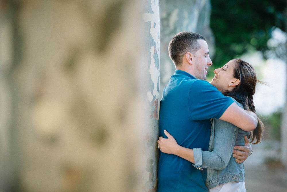 Melita and Anthony / Fremantle Engagement session