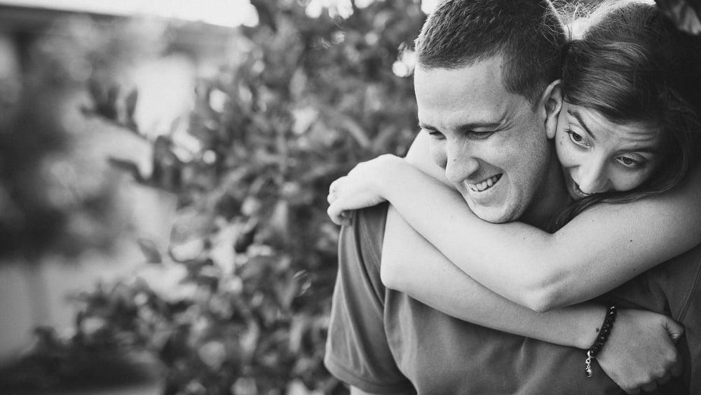 Melita and Anthony / Fremantle Engagement session