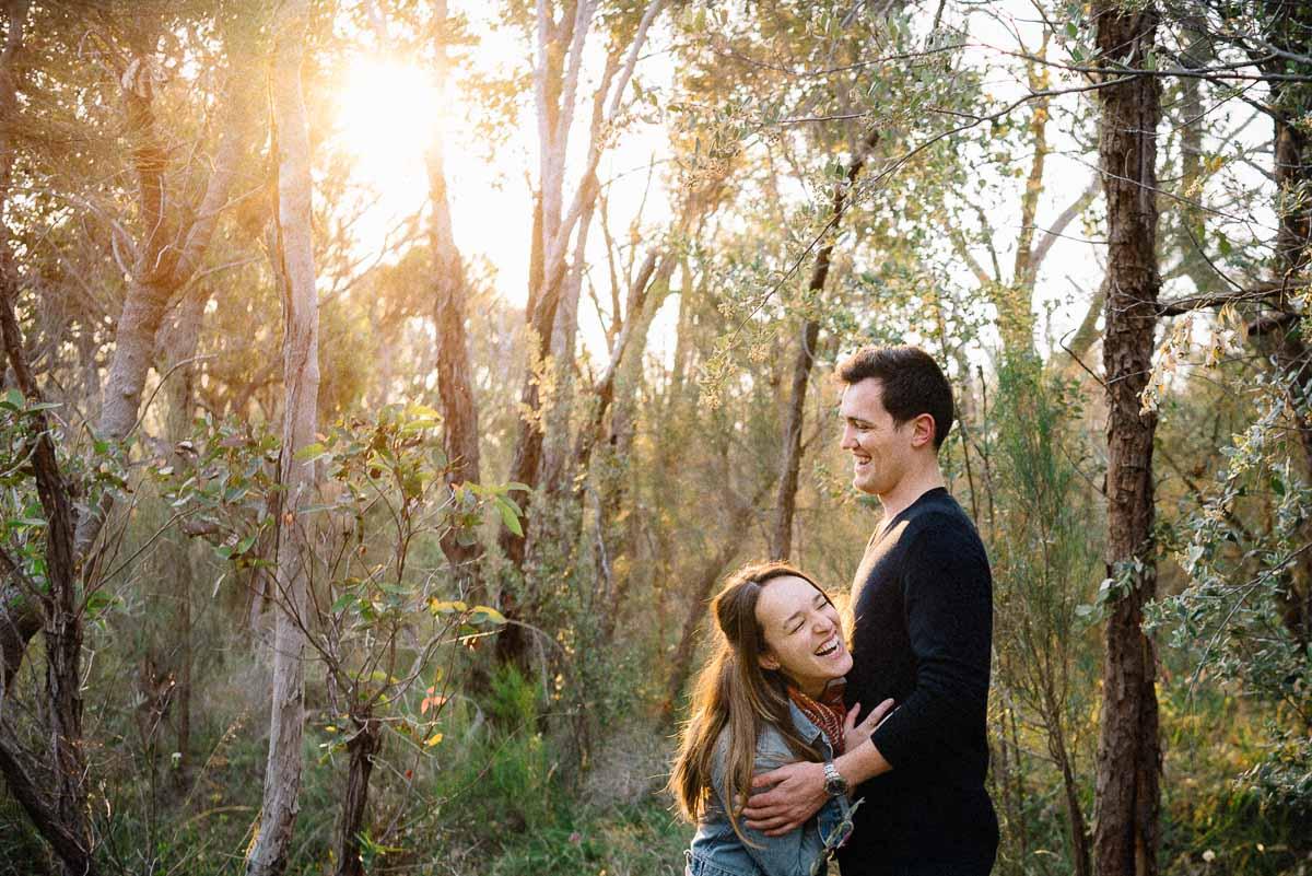 engagement photos Perth / pre wedding photos