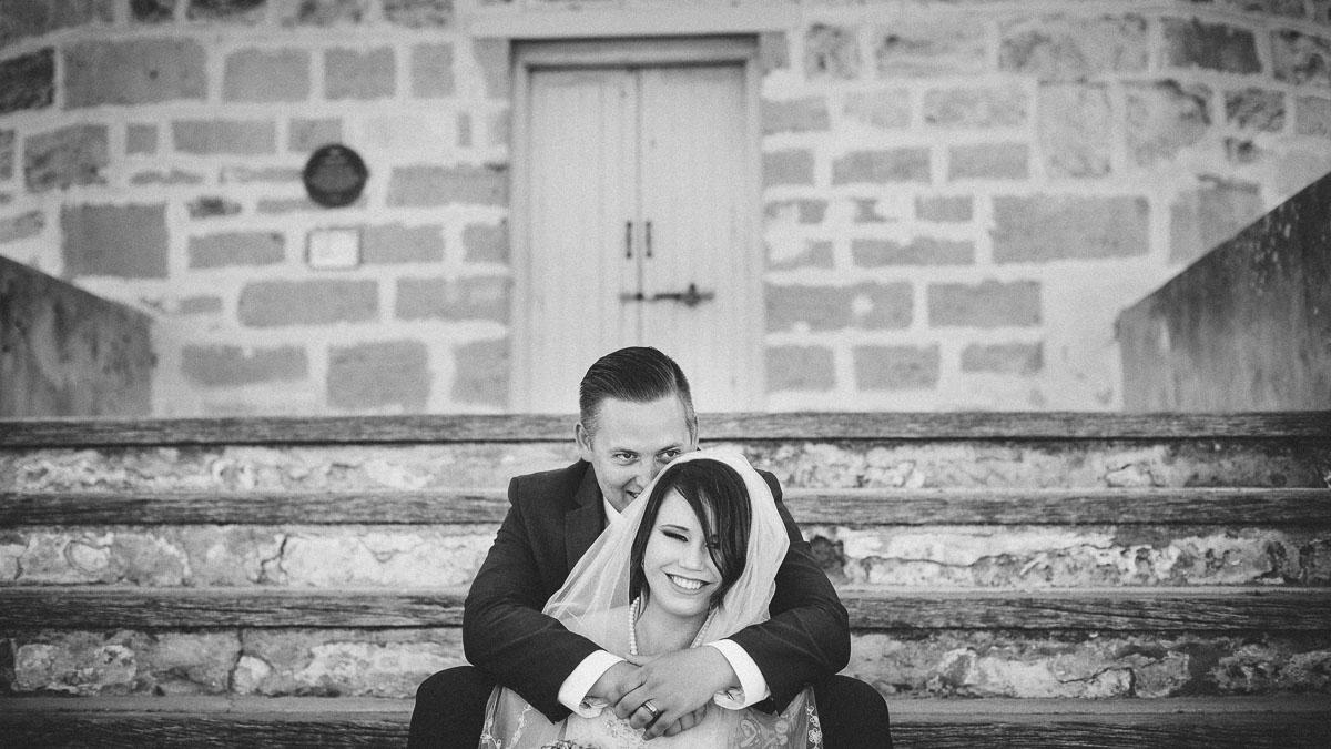 Wedding Portraits / Fremantle wedding Photography