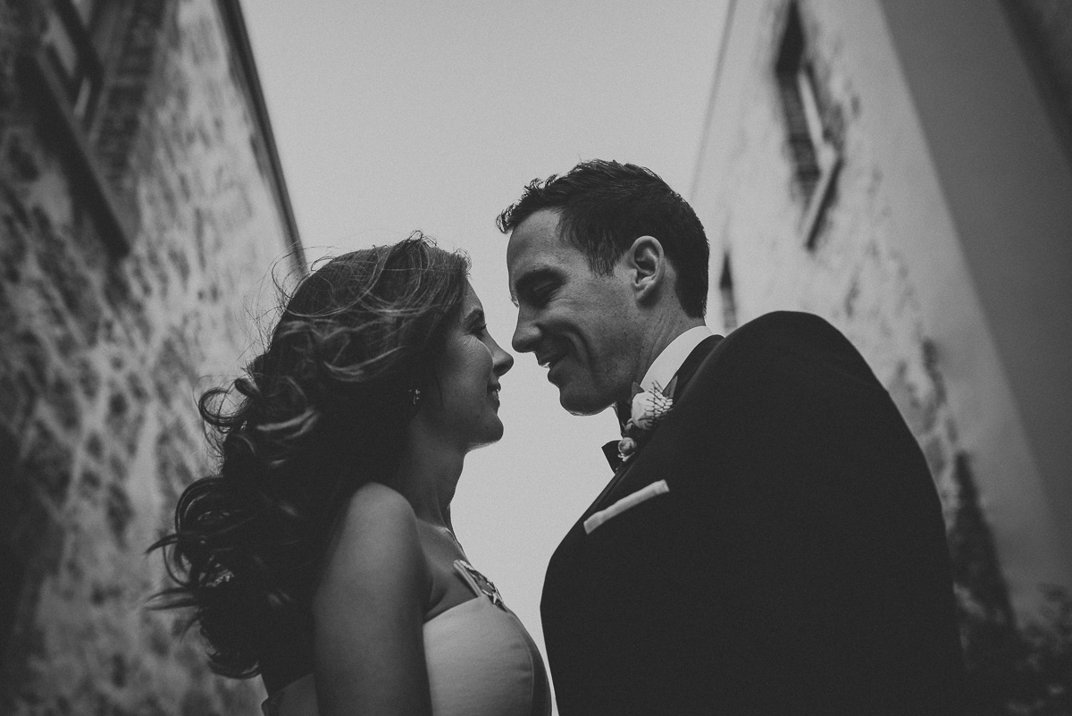 Intimate wedding photography / Perth