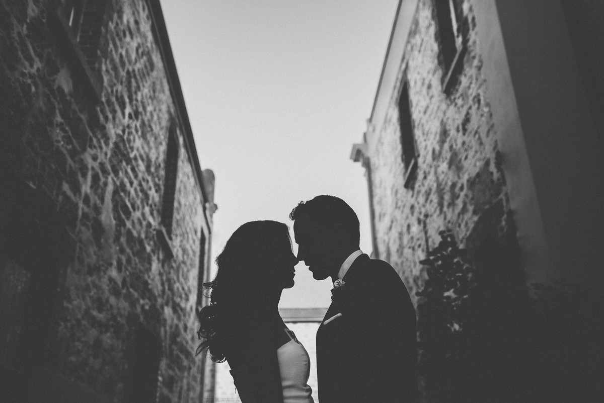 A cinematic wedding photography Perth