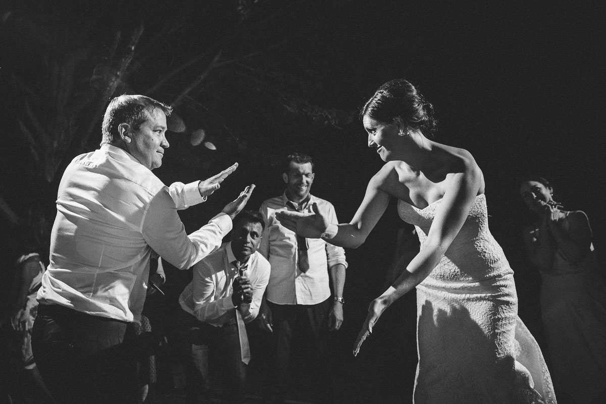 Perth Hills Wedding / the fun part