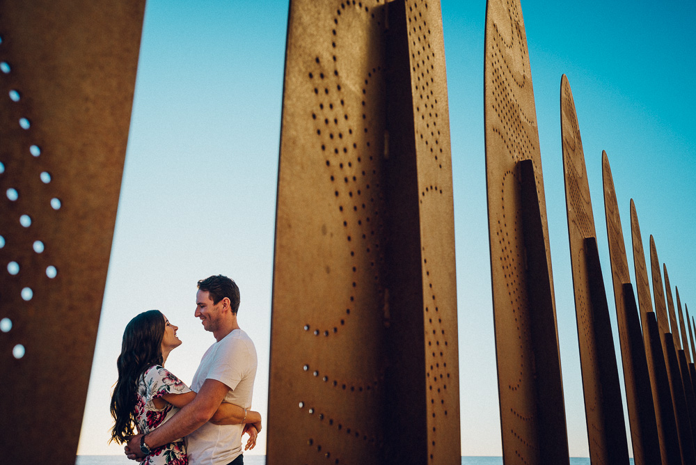 Engagement photography perth