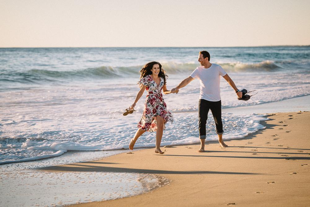 Pre-wedding photographer in Perth