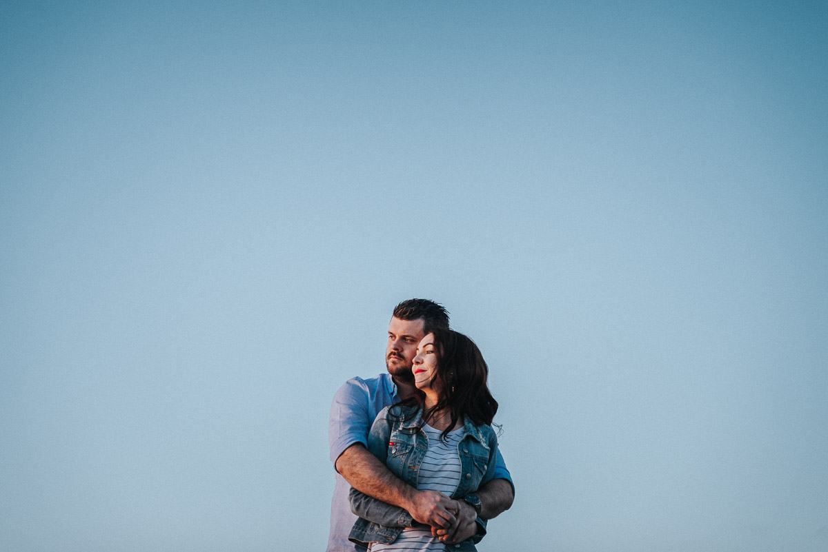 Candid and Natural pre-wedding session in Fremantle