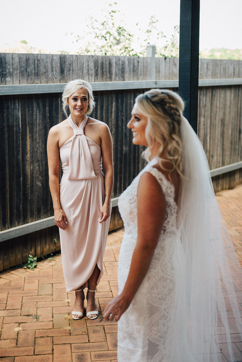 Upper Reach Winery Wedding