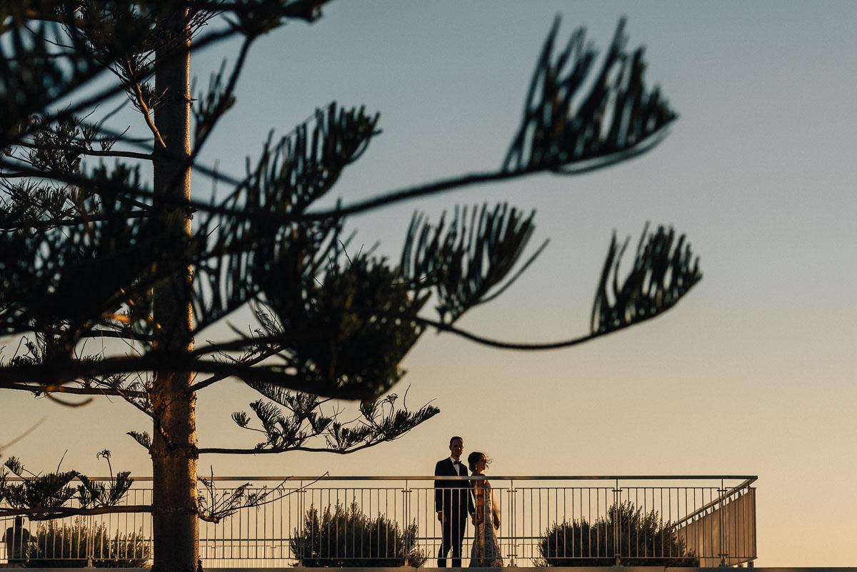 Winter Wedding Fremantle