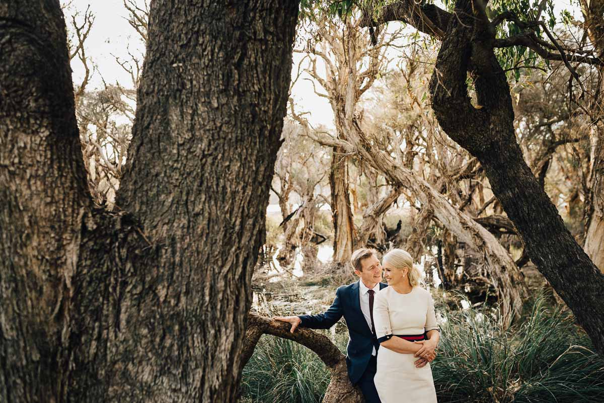 Fremantle Backyard Wedding