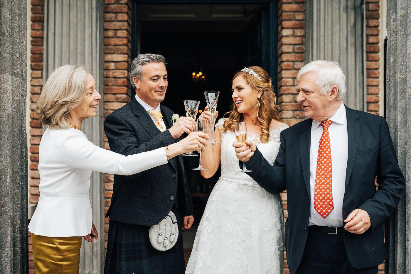 Kilshane House Wedding Ireland