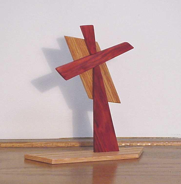 Small Desktop Cross