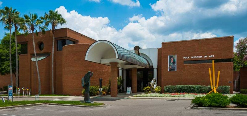 Polk Museum of Art offers many different types of art classes including photography, drawing and painting
