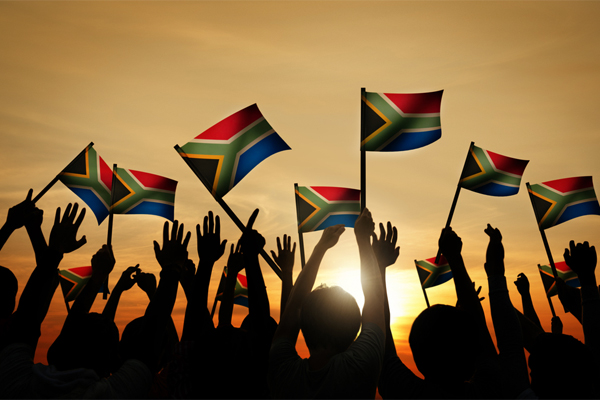 Proudly South African - Flags