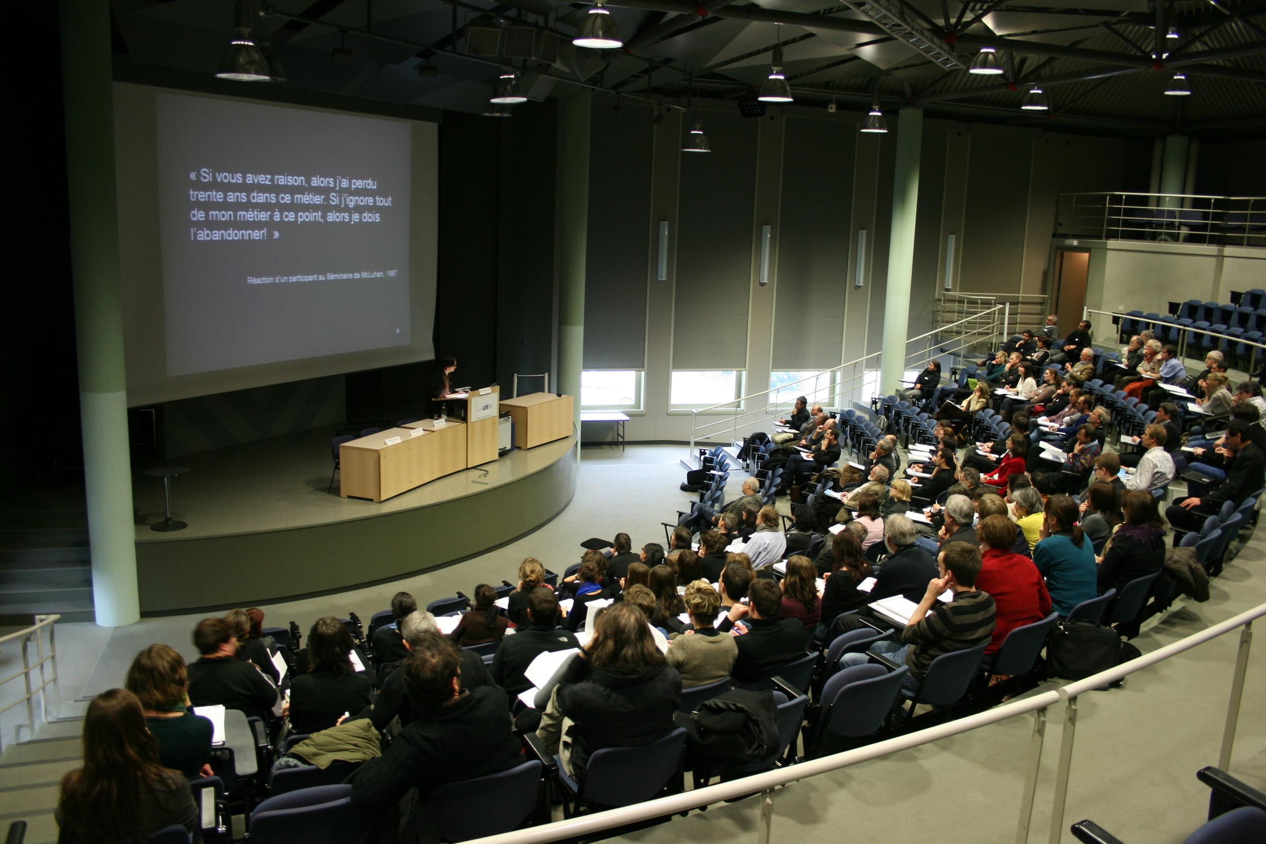 Assises du RRSC ,Neuchâtel, janvier 2009