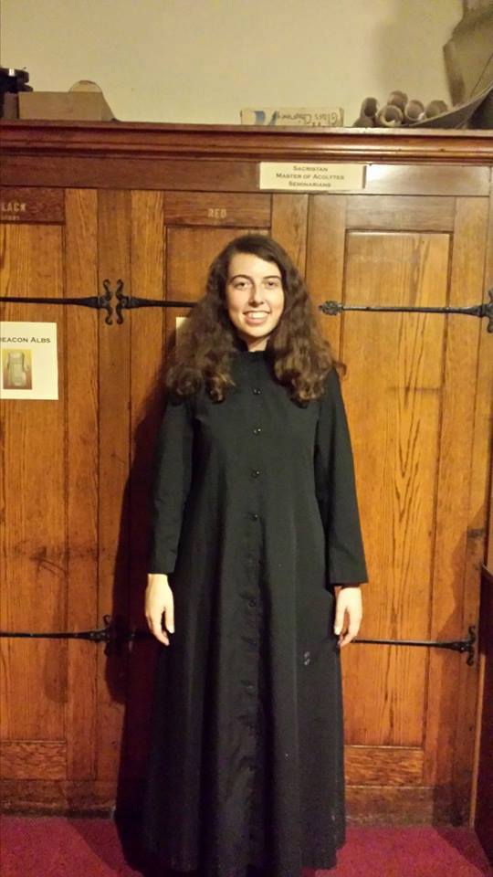Sometimes your journey might lead to cassocks .  (Of course, sometimes not.  Either way: CASSOCK!)