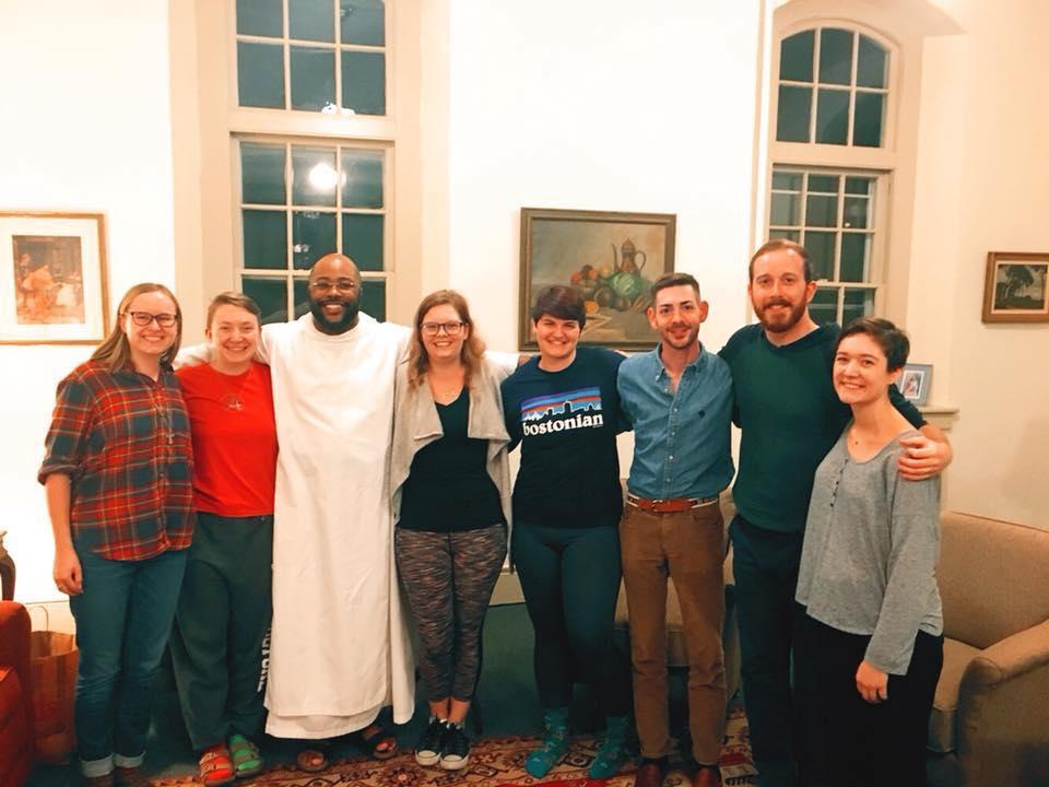 2017 Retreat at  Holy Cross Monastery