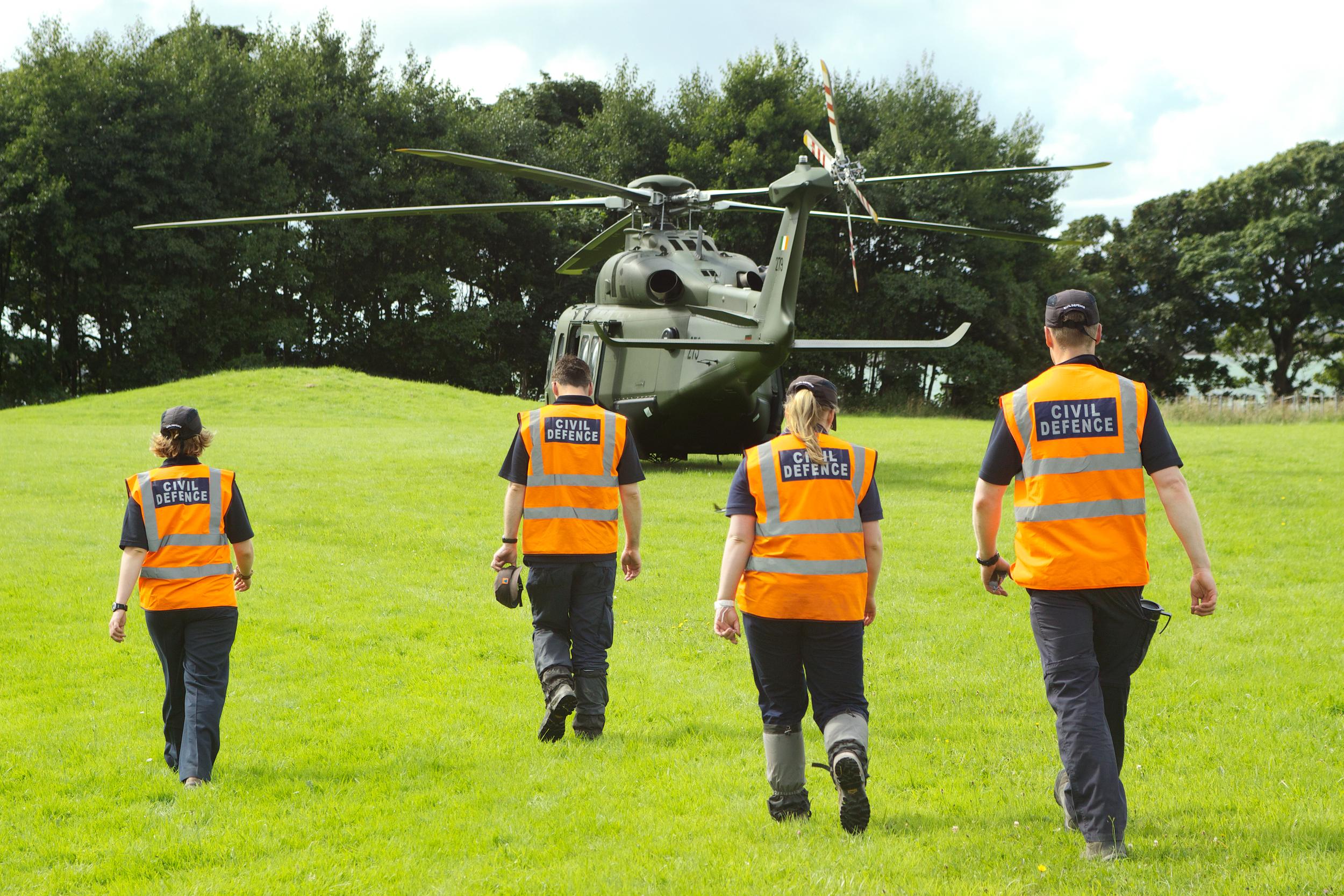 Civil Defence SAR Team
