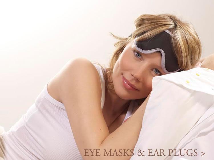 Eye Masks and Ear Plugs