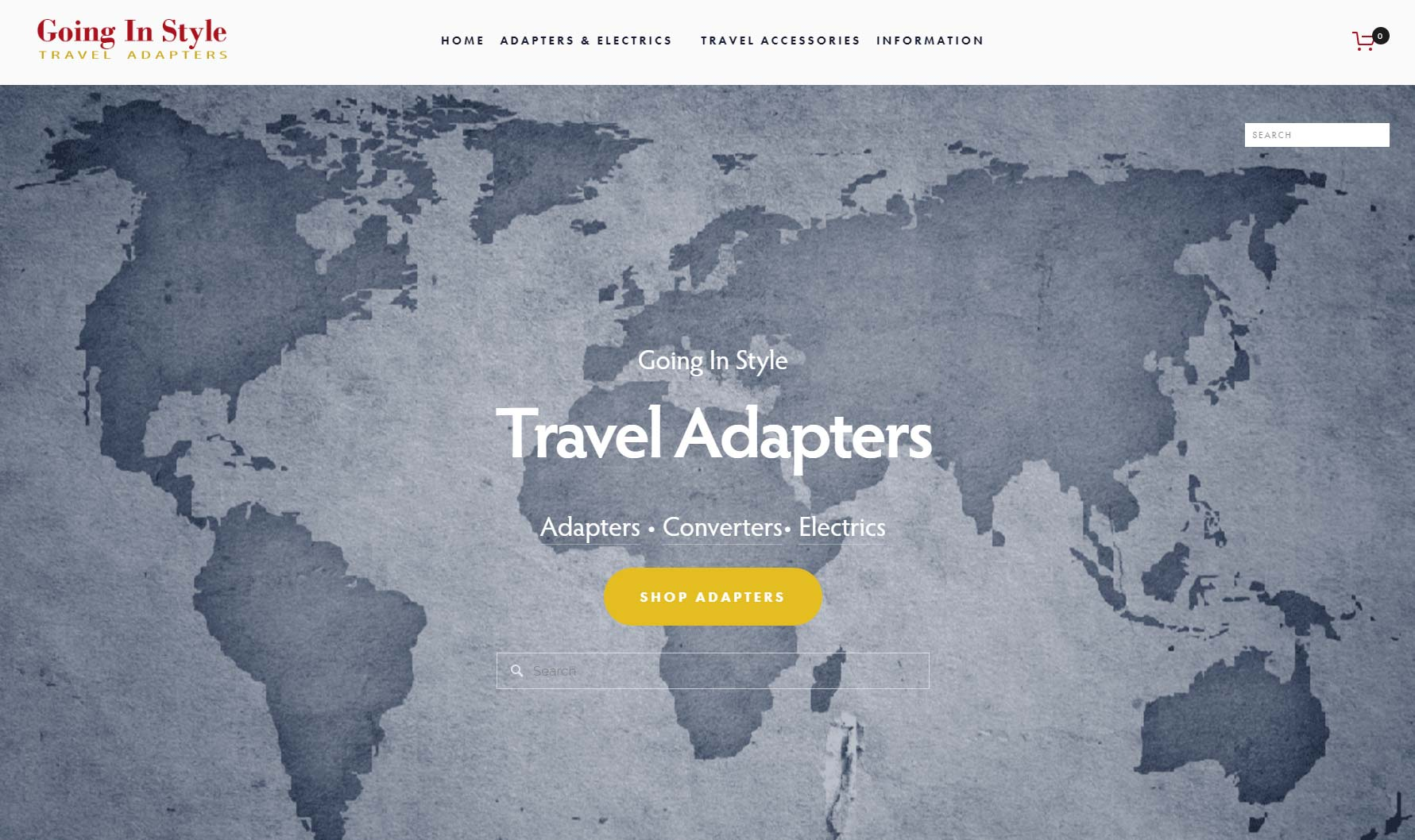 Revamped Adapter and Converter website