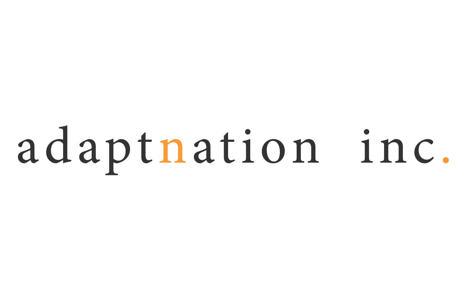 Adaptnation Inc.