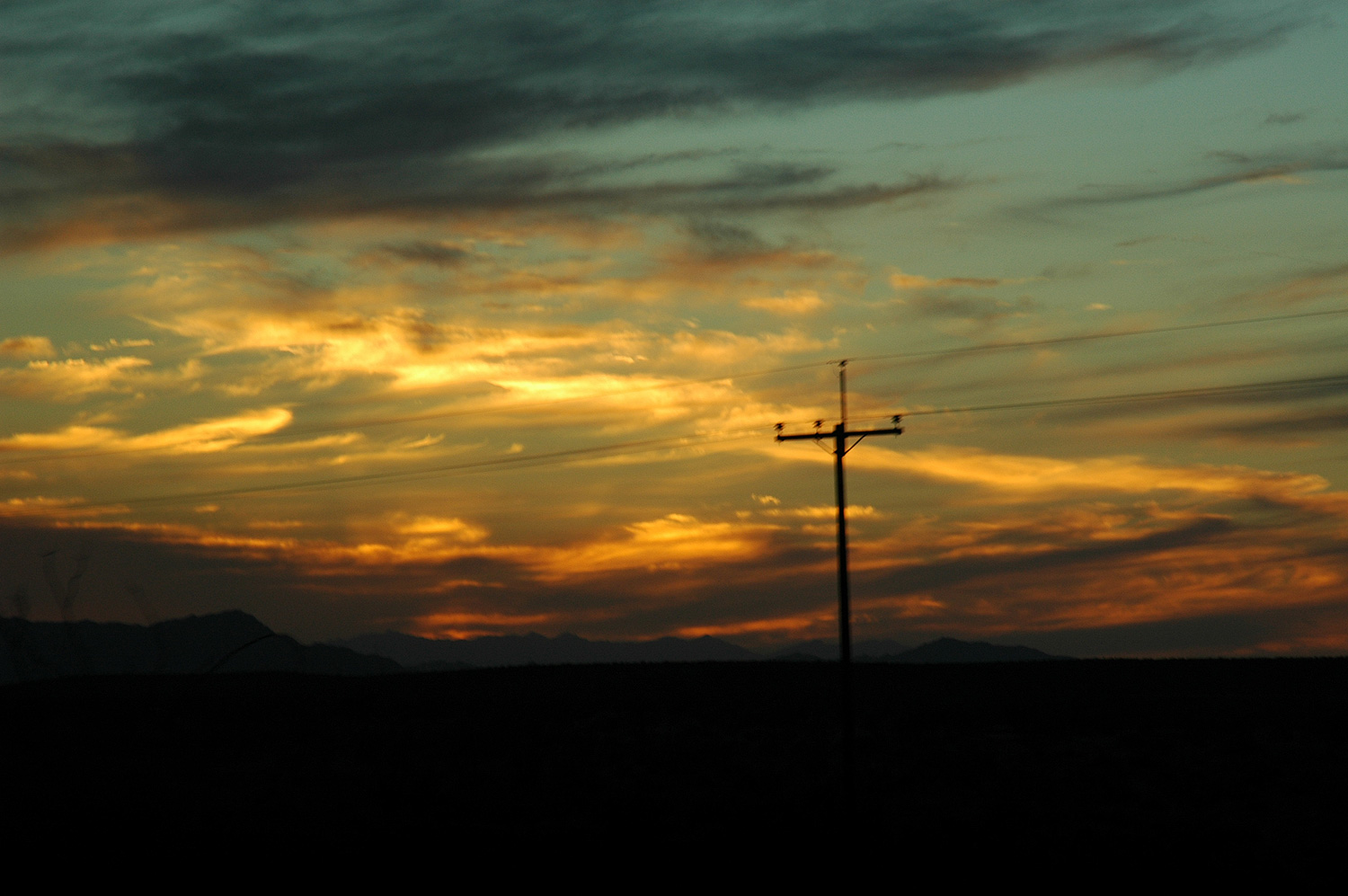 Sunset—Out West