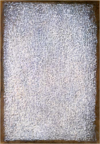 Mark Tobey,  Crystallizations , 1944