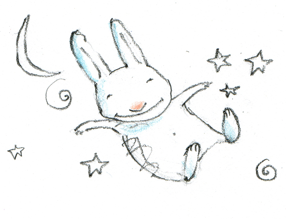 2-Floating Rabbit