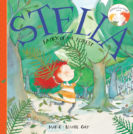 Stella's little brother, Sam, wonders if fairies are invisible. Stella, who has seen hundreds of them, leads Sam across meadows and streamlets to the forest where fairies live. Will they see one?