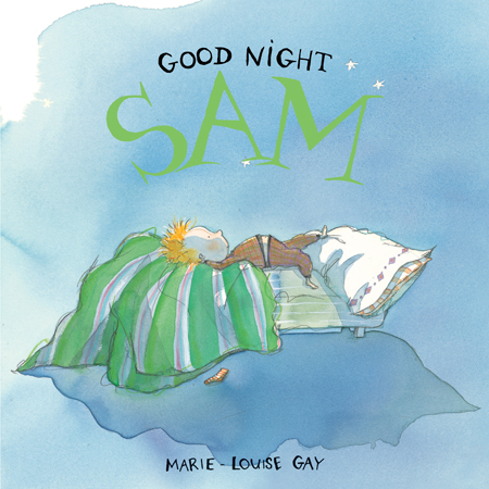 In this Stella and Sam book, sister and brother join forces to search for Sam's beloved dog, Fred.