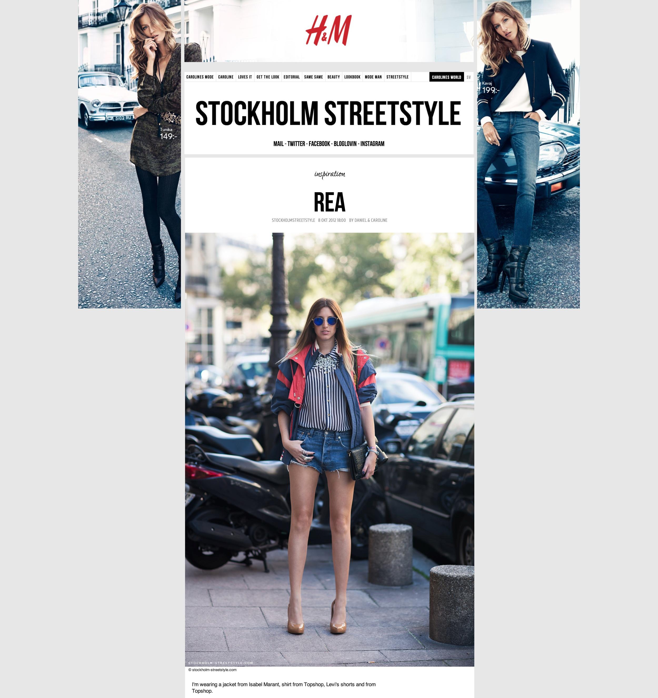 stockholm street-style- Paris fashion week September 2012