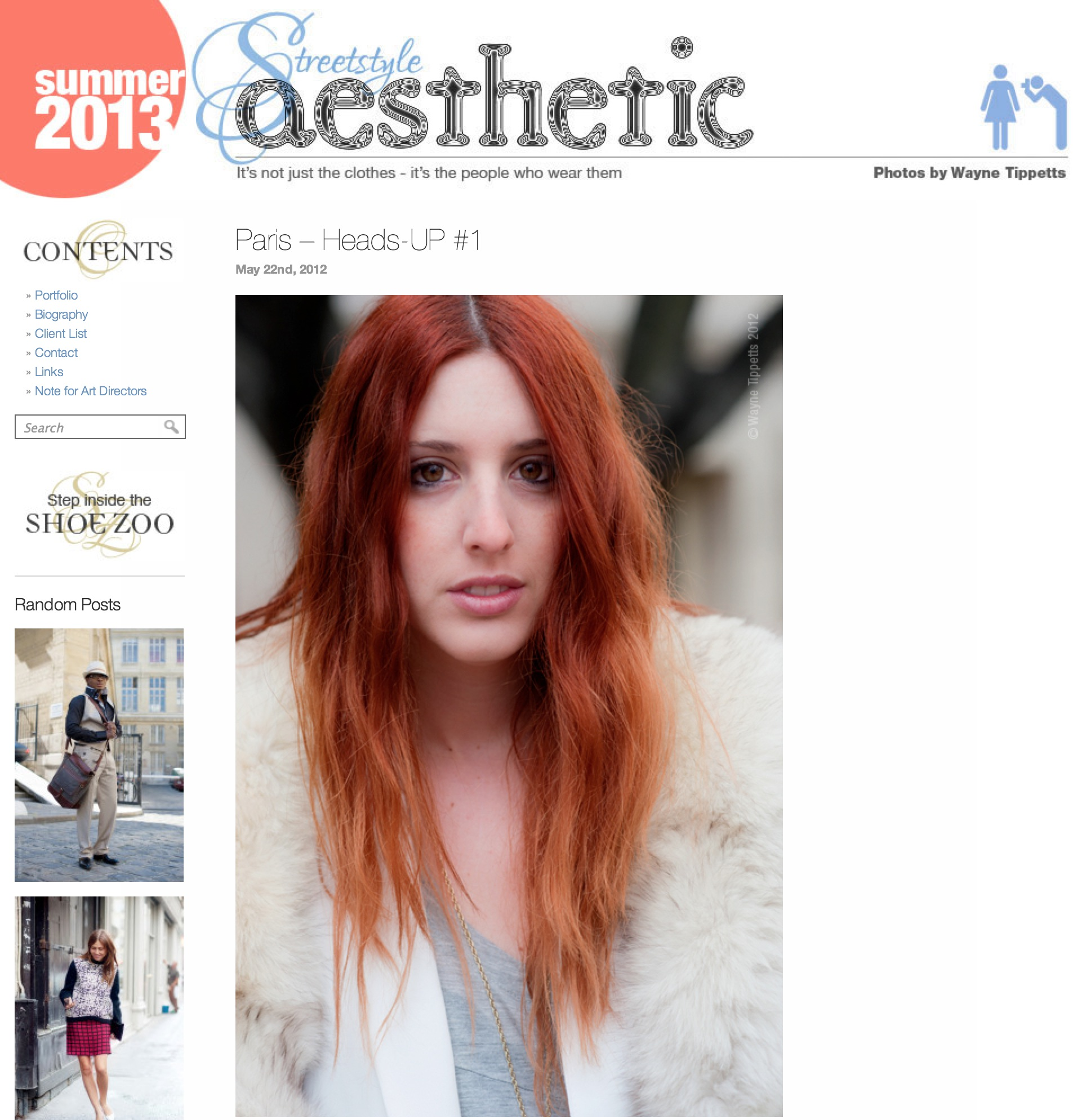 street style aesthetic- march 2012