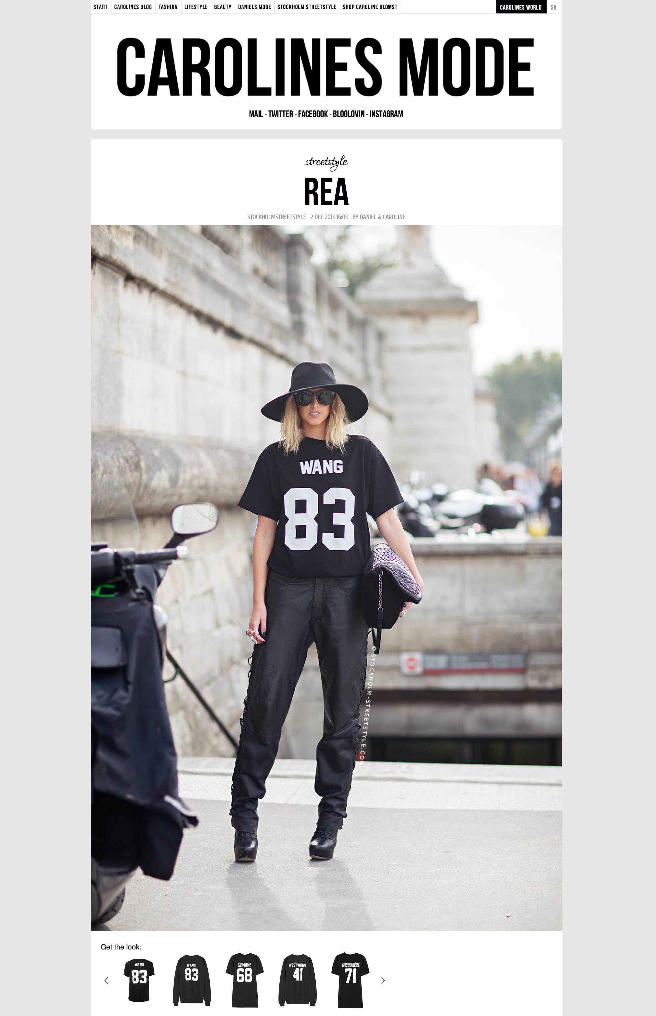 Stockholm Street-style   Paris fashion week  december 2013