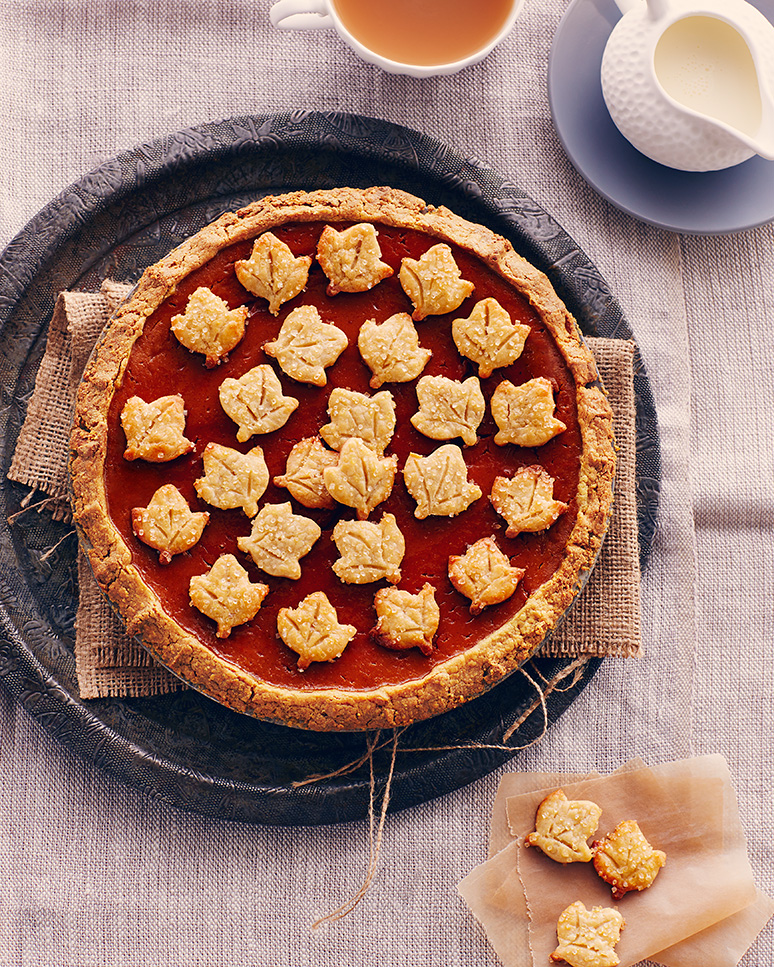 Carrot Spice Pie