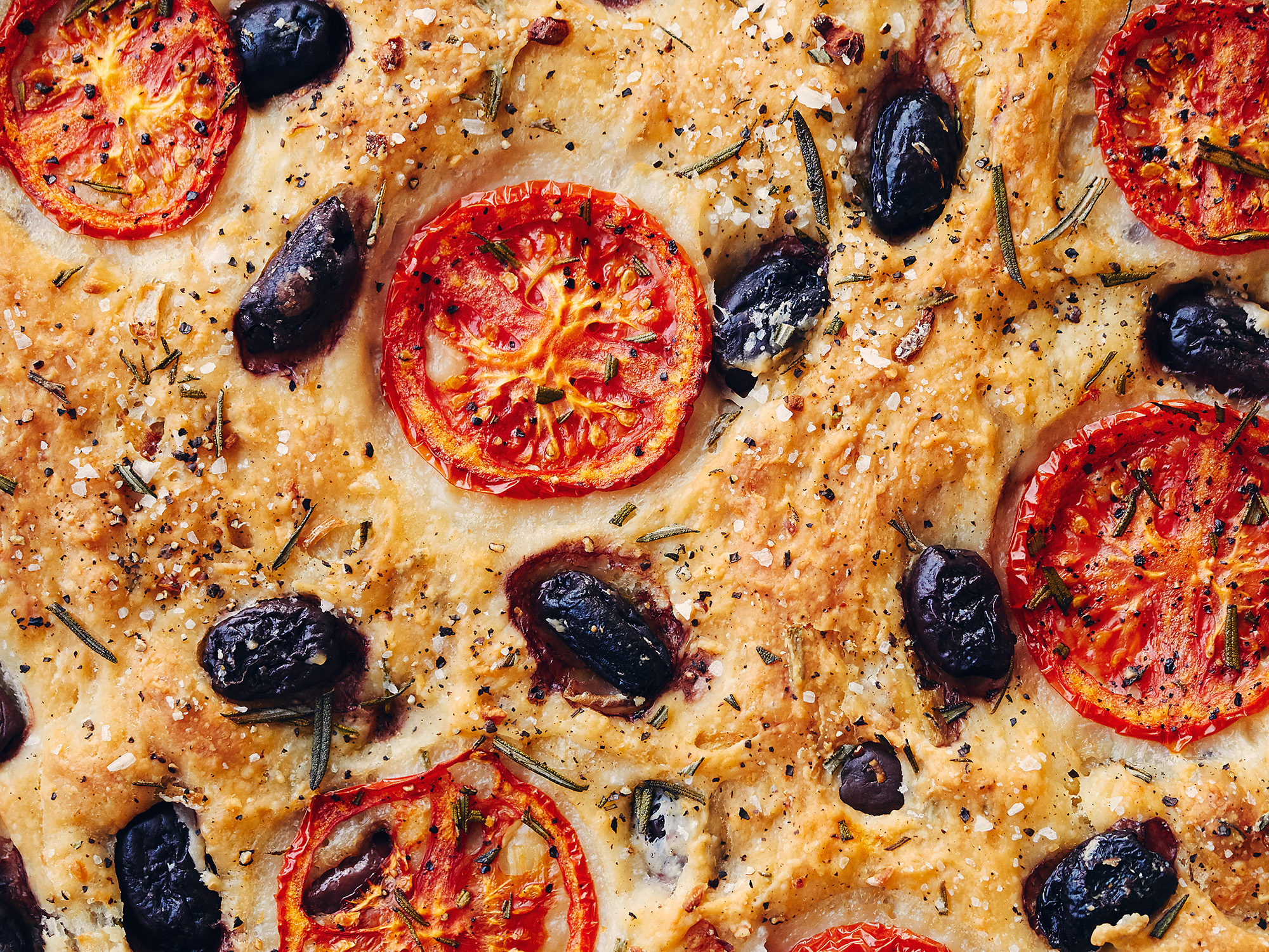 Really Good Focaccia