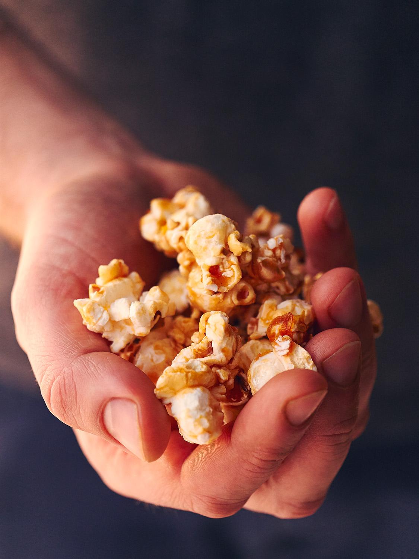Buttery Butterscotch Popcorn