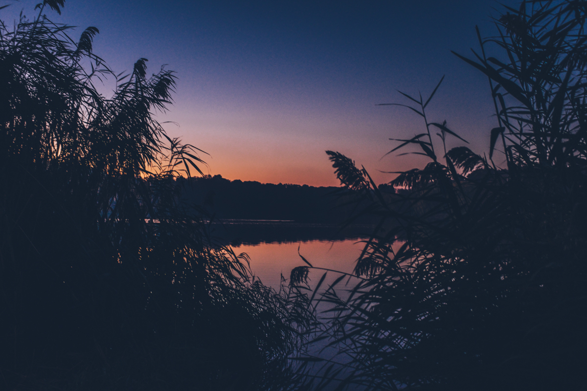 Sunset at Grenadier Pond.  I pass by this spot every day.  Sunsets are often unbelievable here.
