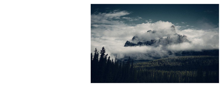 Banff National Park, Alberta. 2010