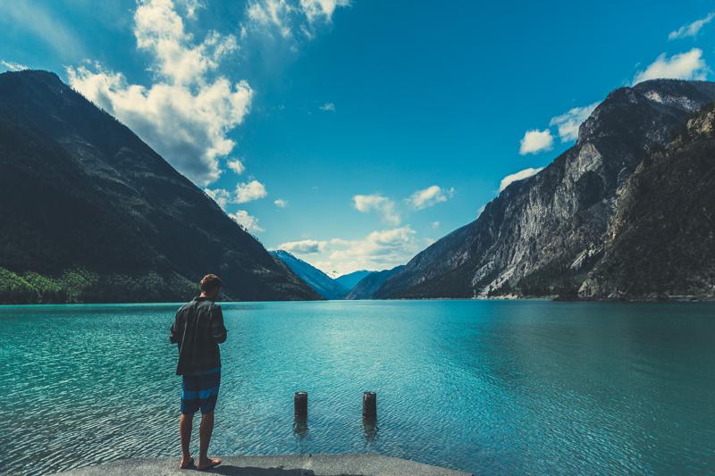Seton Lake, BC -Canon 5DMKIII 21mm -1/1600 @ f4, ISO 100