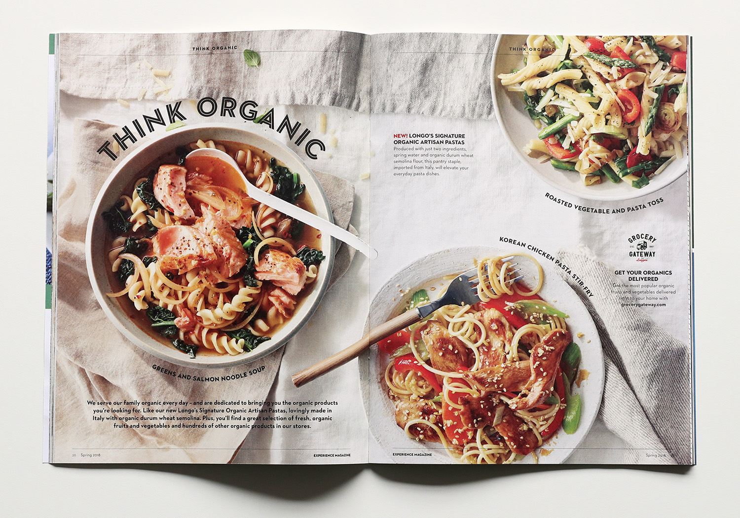Food Photography for Longo's