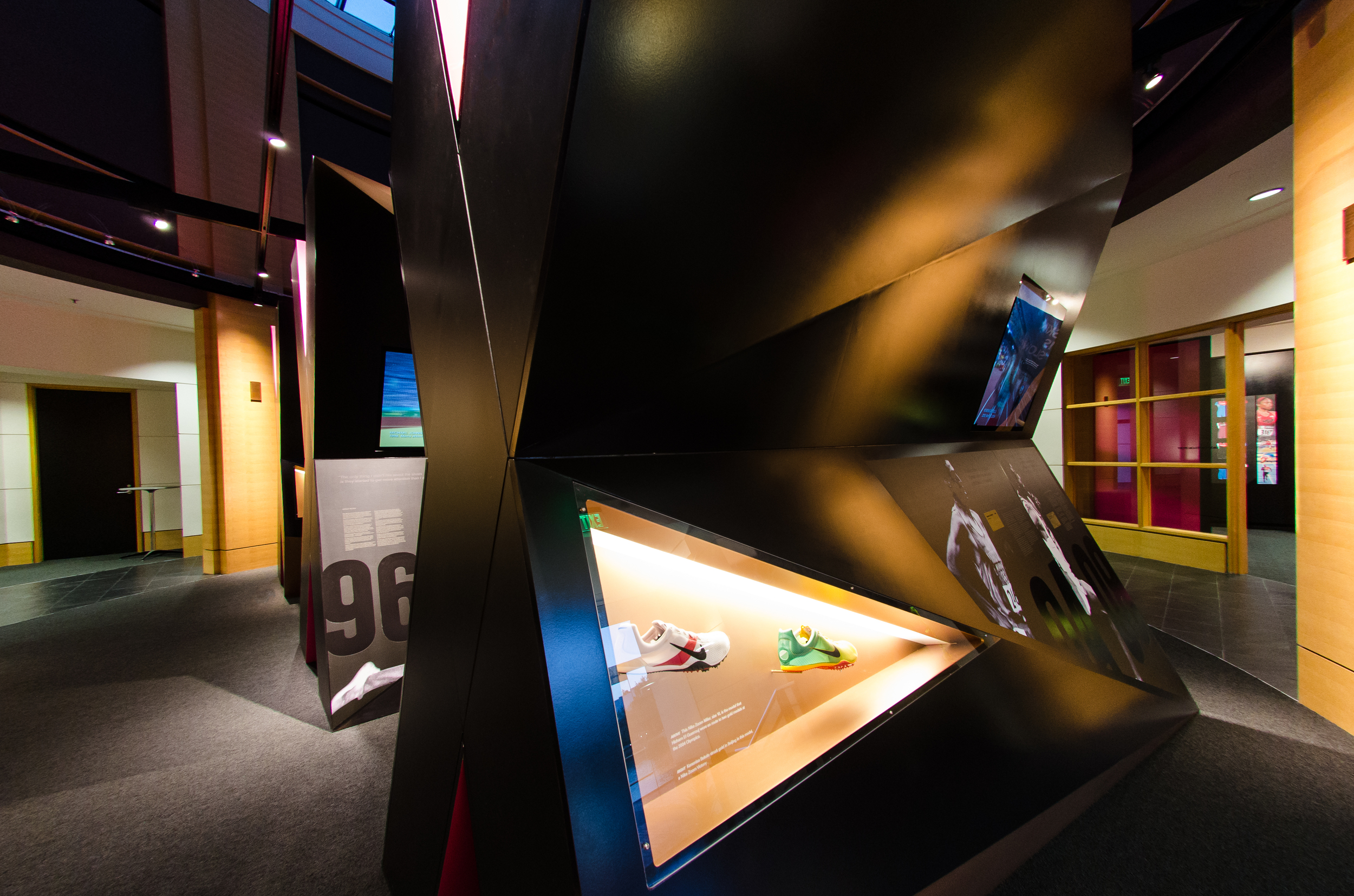 Nike Olympic DNA Exhibition
