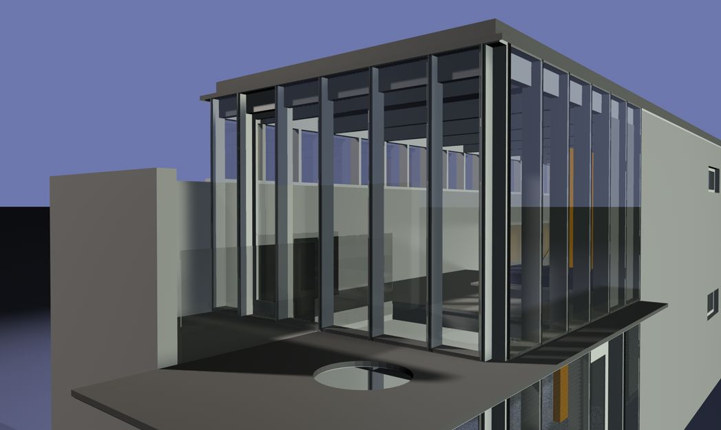 Small Lot Infill House