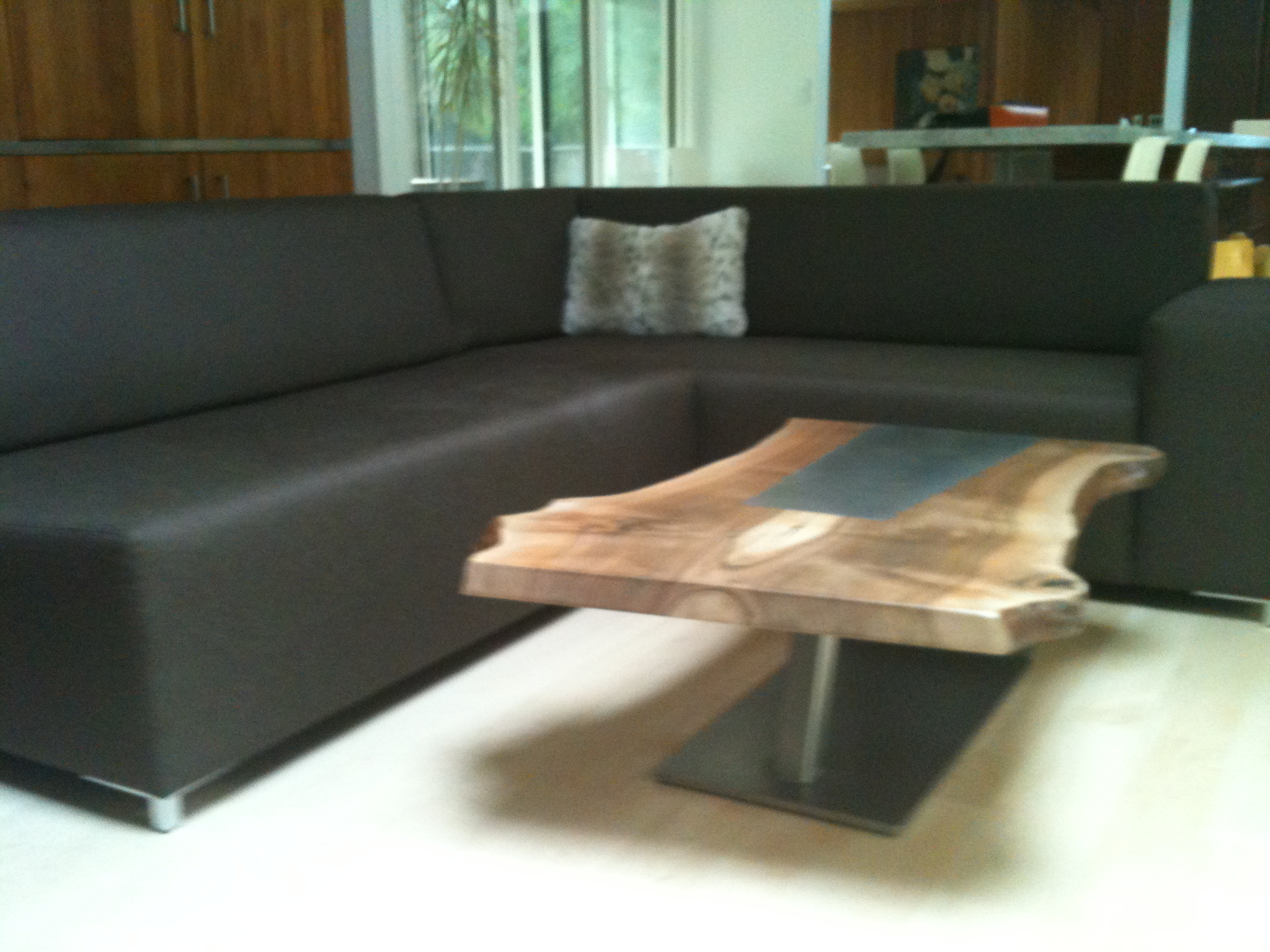 Day Table and Sofa