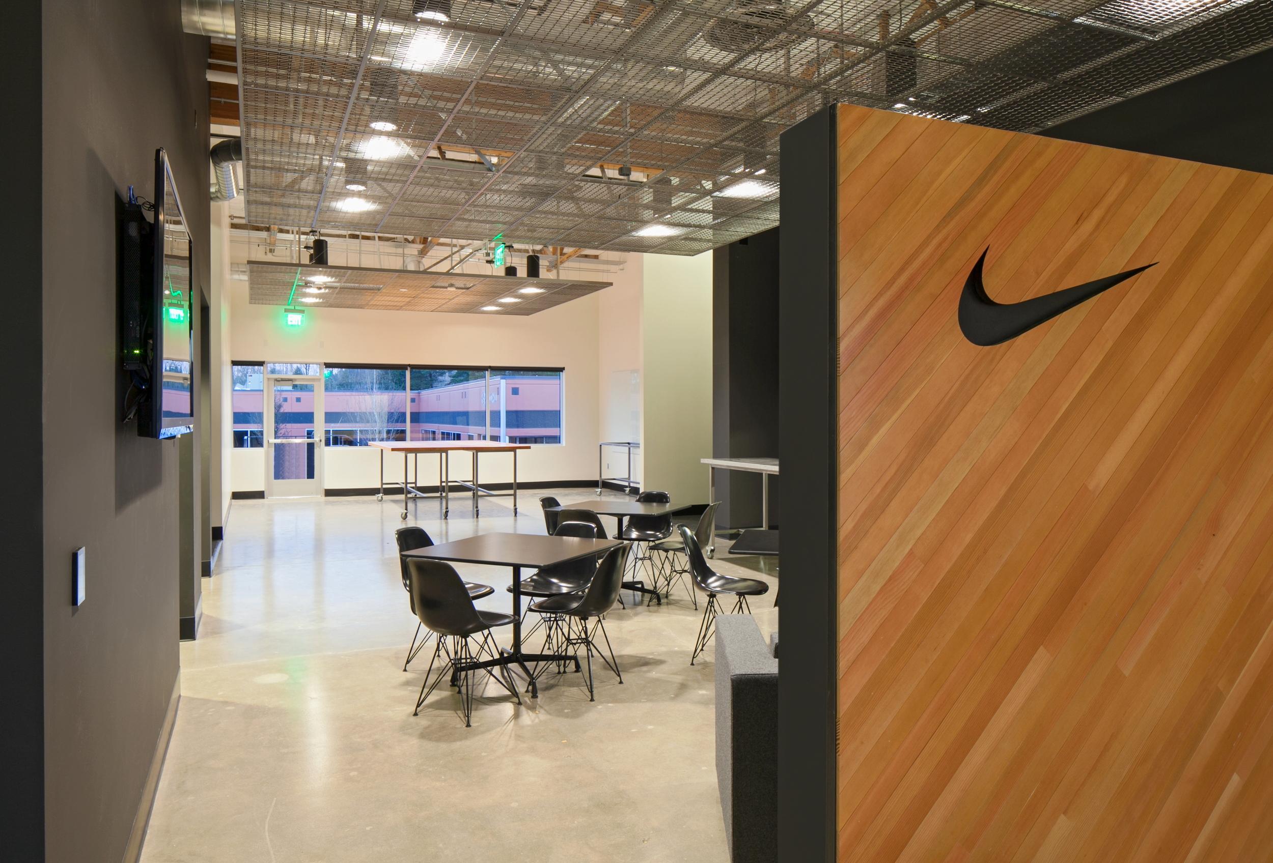 Nike Jay Street Office Renovation