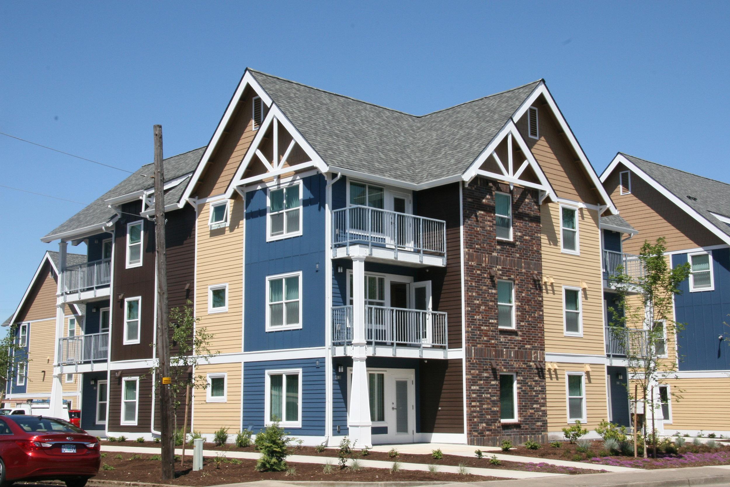 Albany Workforce Housing