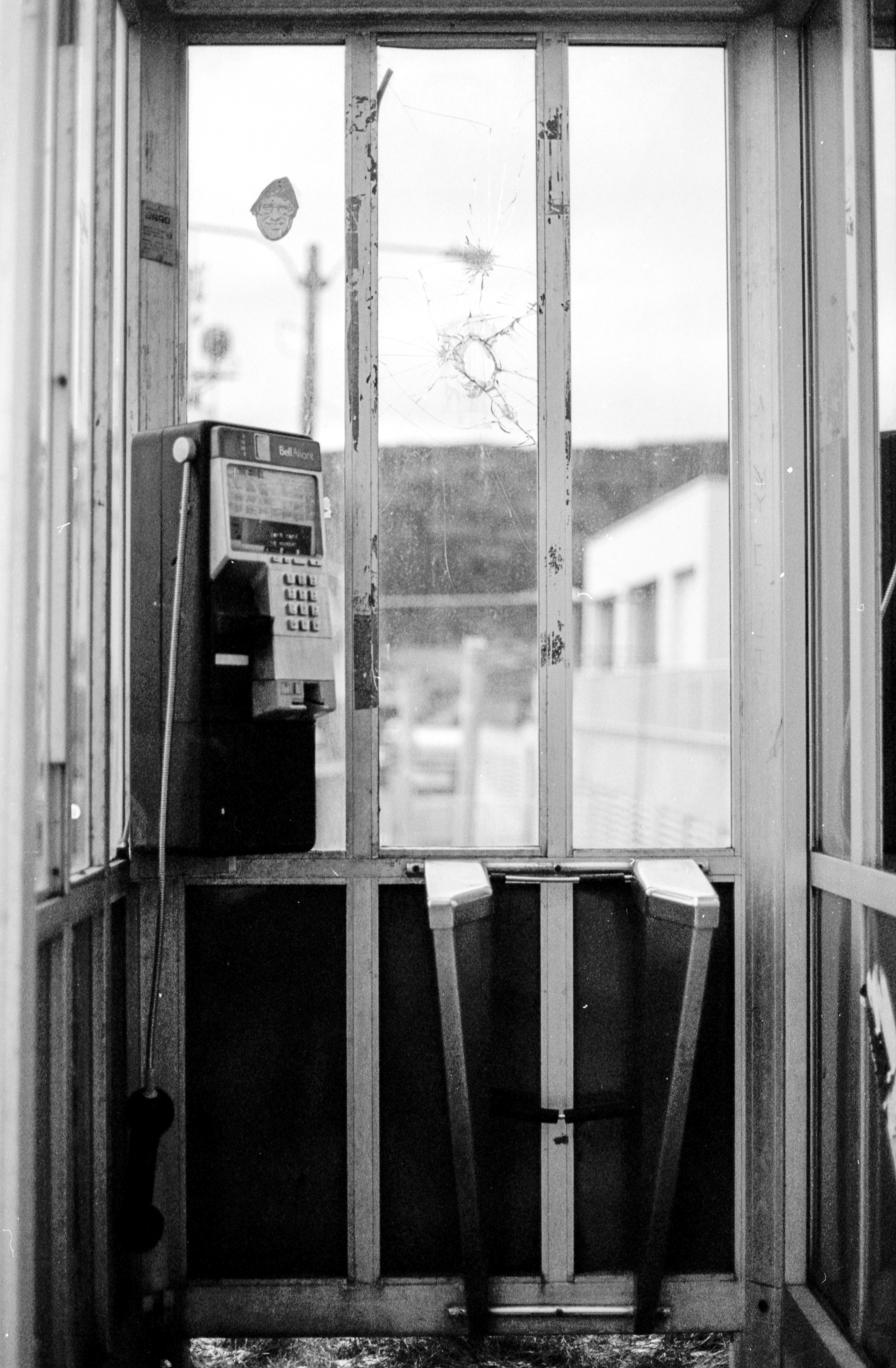 Pay phone, St. John's