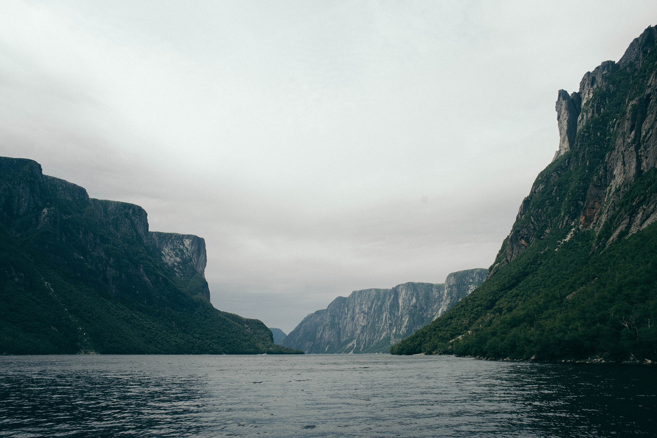 Western Brook Pond, NL