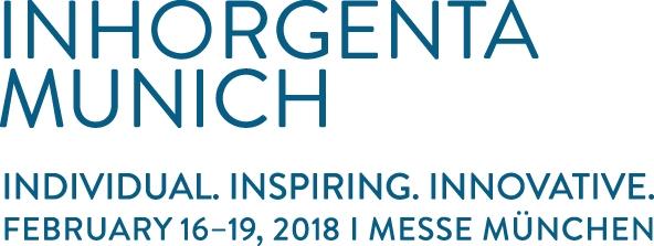 Inhorgenta München - Messe München16.-19. Februar 2018www.inhorgenta.com