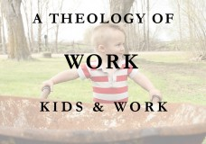 Motherhood & Work: The Vocation of Motherhood (Doug & Rachel)