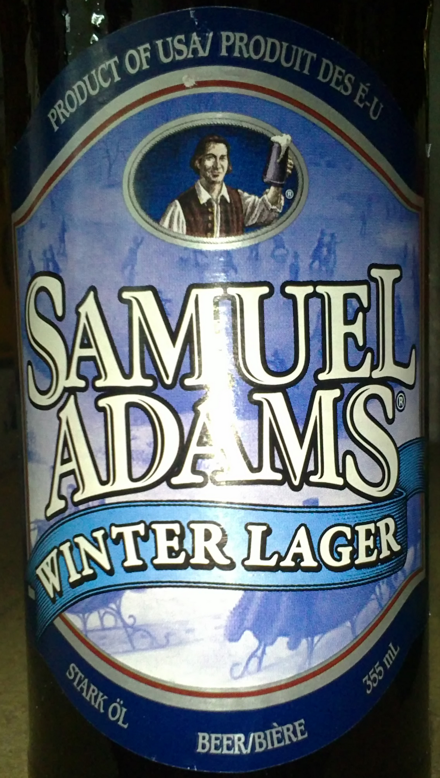 Samuel Adams Winter Ale