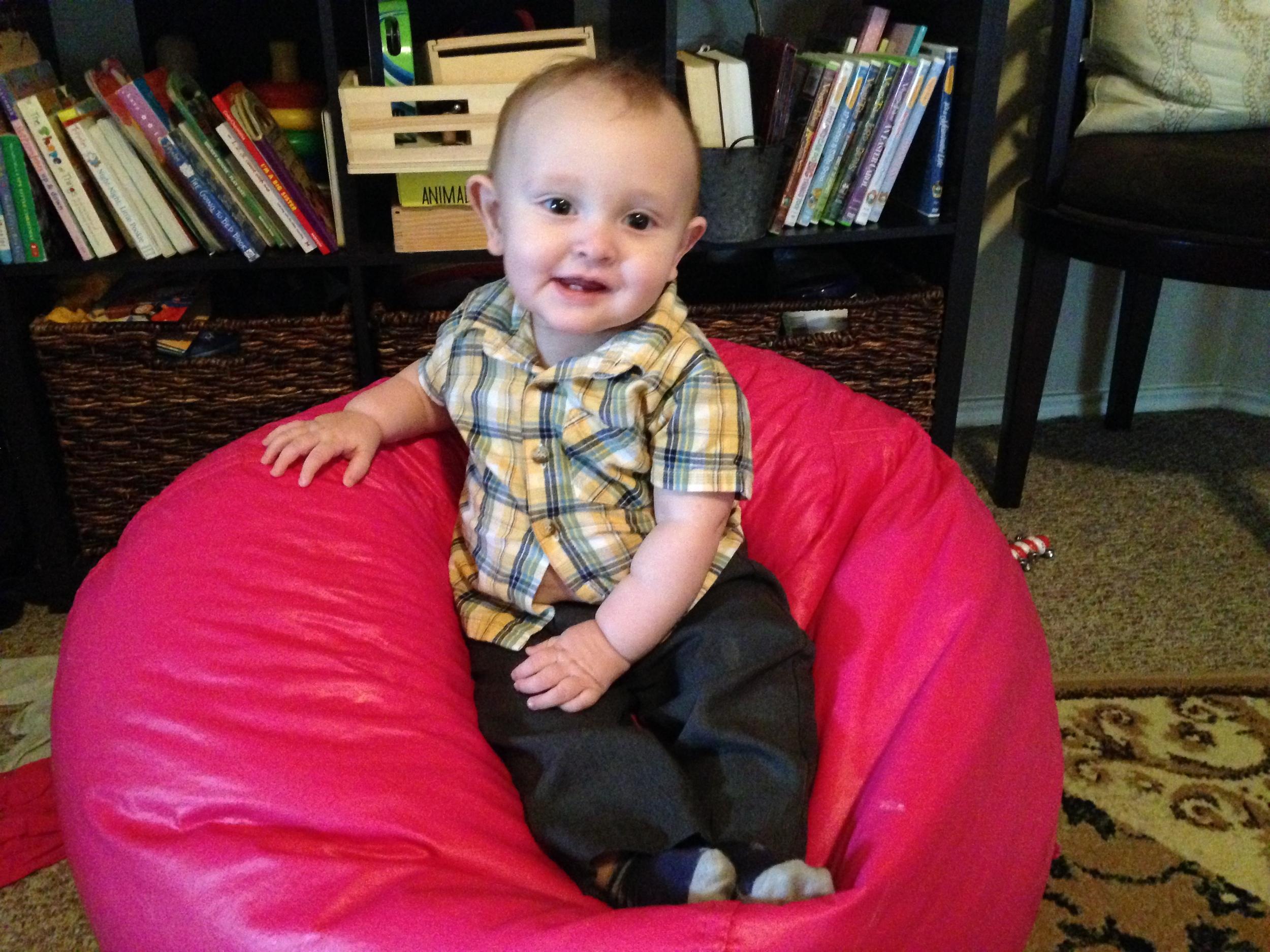 Sunday - Judah Markus, what a kid!